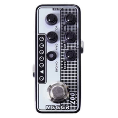 Mooer Micro PreAmp 007 - Regal Tone NEW! Just Released based on ToneKing® Falcon