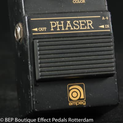 Ampeg A-4 Phaser early 80's Japan