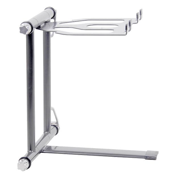 Crane Hardware Crane Stand Plus Graphite Dj Laptop Stand