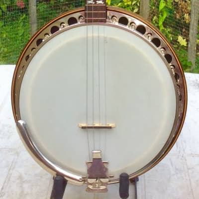 Paramount Style C  Tenor Banjo for sale