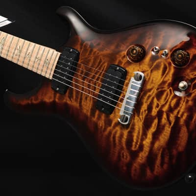 NEW Paul Reed Smith Wood Library Paul's Guitar Brian's Limited in Black Gold! for sale