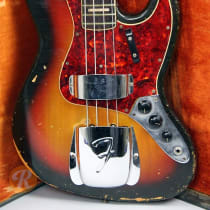 Fender Jazz Bass 1967 Sunburst image