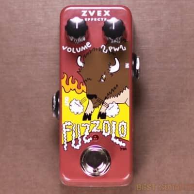 Zvex Fuzzolo Fuzz Pedal