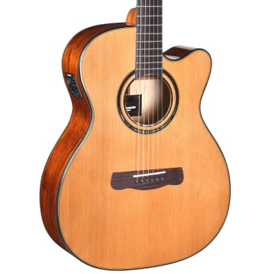 Merida Diana DG15-SPOMCES Electro Acoustic Guitar - Natural for sale