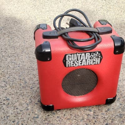 Guitar Research VL10 Red - ship to continental U.S. for sale