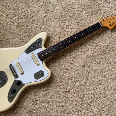 Fender Johnny Marr Signature Jaguar 2012 - 2018 Olympic White for sale