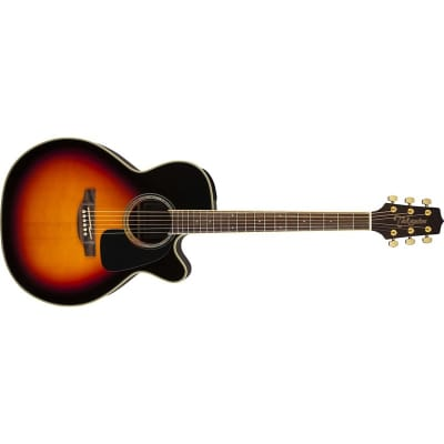 Takamine GN51CE NEX Grand Auditorium Electro Acoustic, Brown Sunburst for sale