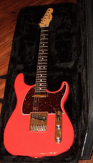 Fender Stratocaster Telecaster Hybrid Dimarzio Pickups Reverb