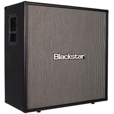 "Blackstar HTV 412B MkII 4x12"" 320-Watt Straight Guitar Cabinet"
