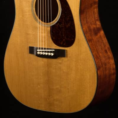 A Bluegrass Dream Guitar!  - Brand New Bourgeois D Country Boy Deluxe Dread AT Adi/Figured Mahogany for sale