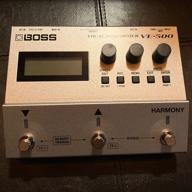 Boss VE-500 | jjeremyrr | Reverb