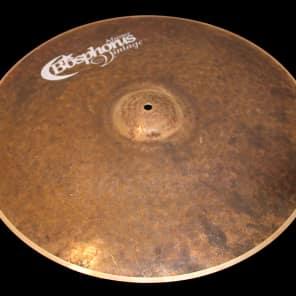 """Bosphorus 22"""" Master Vintage Series Ride Cymbal"""