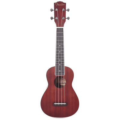 Fender California Coast Seaside Soprano Ukulele