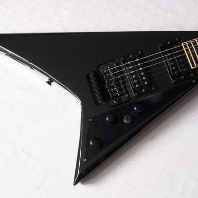 Jackson Grover Jackson Randy Rhoads RR-120 (24 frets) 1998 Metallic Gun Grey for sale