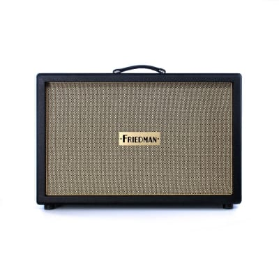 Friedman Amps 2x12 Vintage Closed Back - Rear Ported - Guitar Speaker Cabinet - Celestion V30s for sale