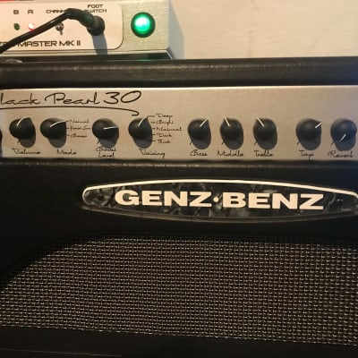 Genz Benz Black Pearl 30 Head for sale