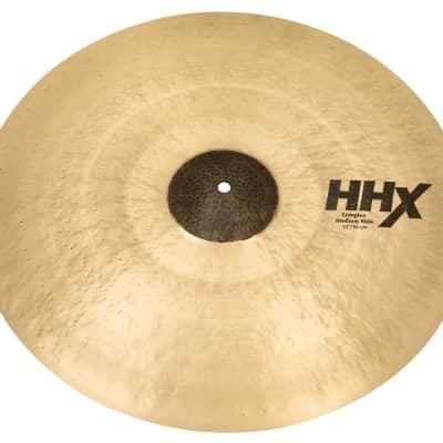 "Sabian 22"" HHX Complex Medium Ride Cymbal"
