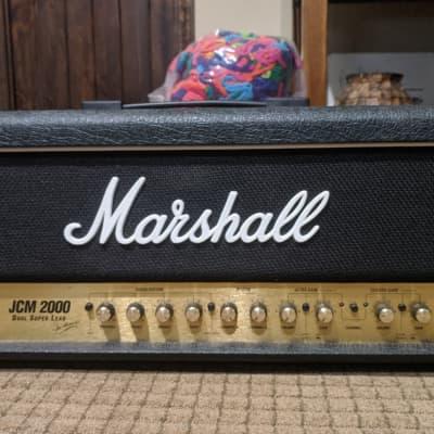 Marshall JCM 2000 DSL 100 Dual Super Lead 2-Channel 100-Watt Guitar Amp Head
