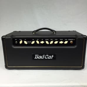Bad Cat Cougar 50 50-Watt Guitar Amp Head