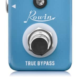 ROWIN LEF-3808 Mod Station 11 Mod Effects Micro Effect Pedal Free Shipping