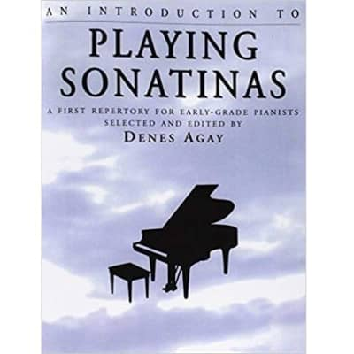 An Introduction to Playing Sonatinas: A First Repertory for Early-Grade Pianists