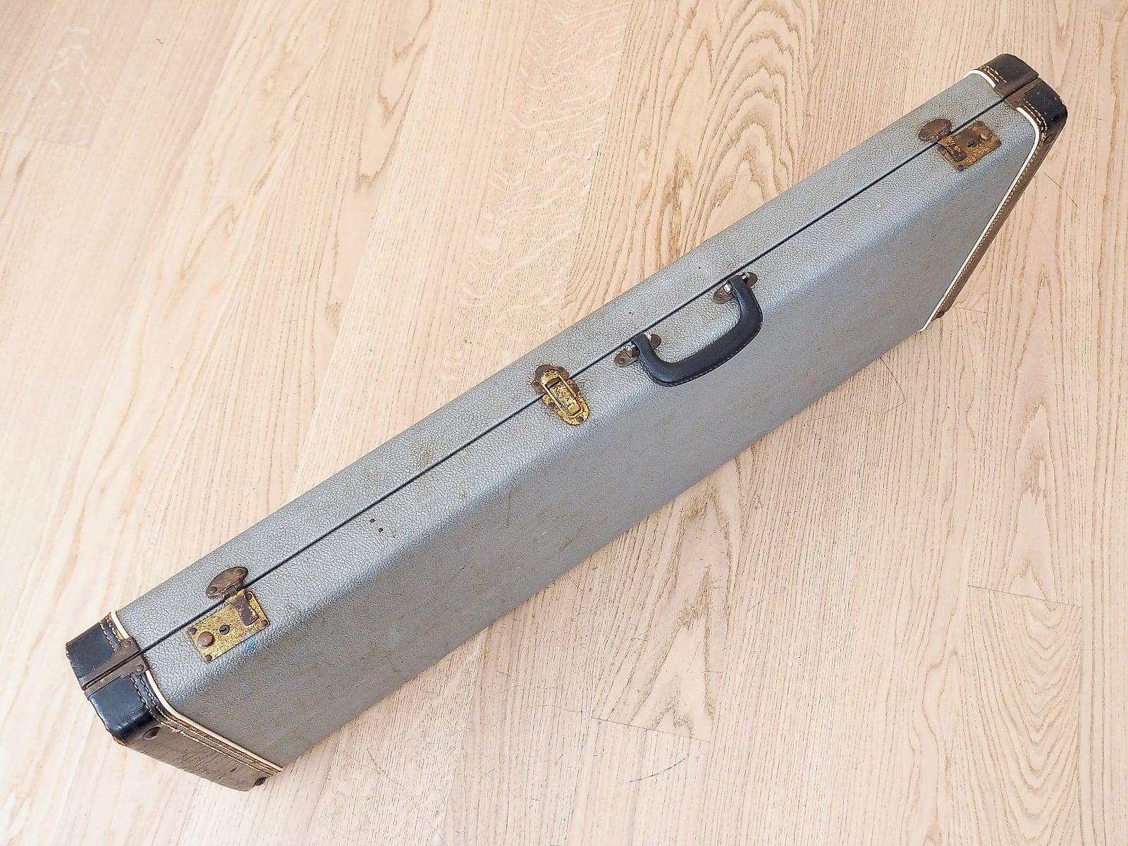 1961 Rickenbacker 335 Capri Vintage Electric Guitar Fireglo, Accent Vibrato, ohc