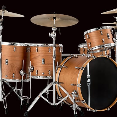 Mapex Black Panther Design Lab Cherry Bomb Shell Pack 2019 Natural (Free $400 Gift Card)