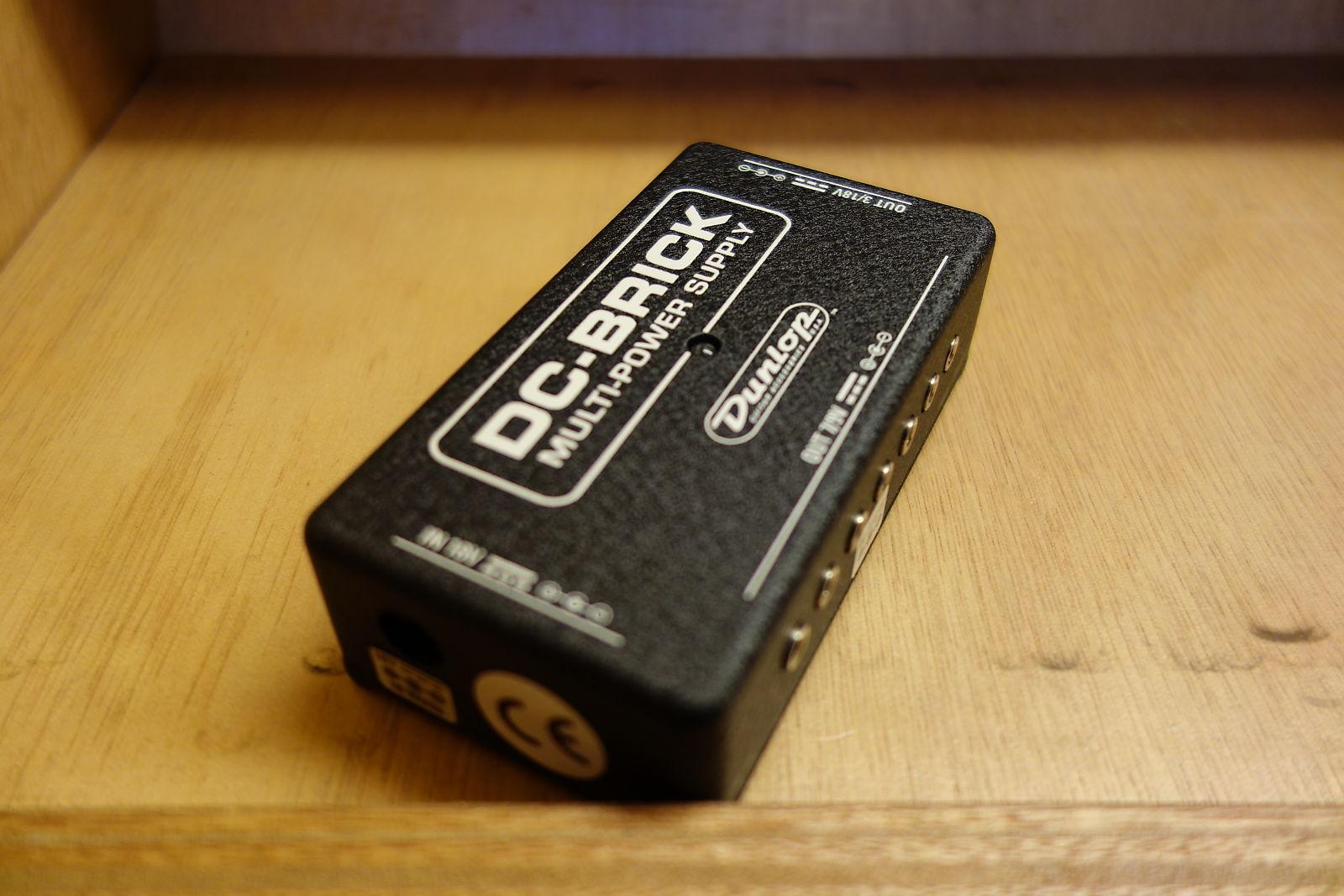 Dunlop DCB-10 DC Brick power Supply 220 Volt