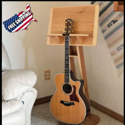 Guitar Stand - Music Station (Maple trim)