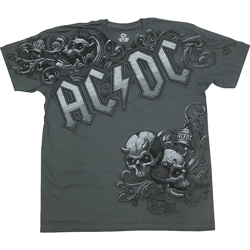 d98af54e81b8f AC DC Night Prowler T-Shirt. By AC DC ...
