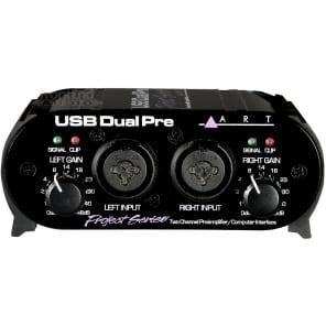 ART USB Dual Pre Audio Interface