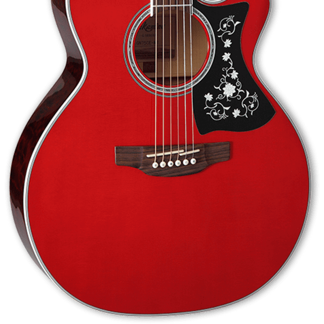Takamine GN75CE WR 2017 WINE RED GLOSS image