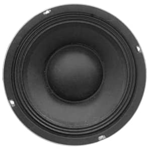 "Seismic Audio Richter-8 8"" 175w 8 Ohm Replacement Woofer/Speaker"
