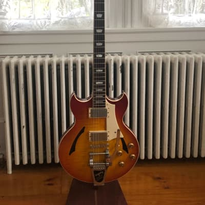 2014 Gibson Johnny A cherry-burst for sale