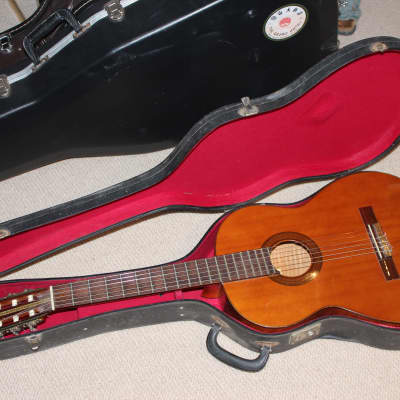 Federico Garcia Classical Guitar Model 2 Madrid 1969 with hard case for sale