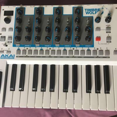 Akai Timbre Wolf Analog Synthesizer
