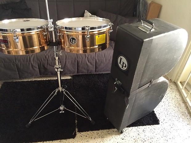 latin percussion 14 39 39 15 prestige bronze reverb. Black Bedroom Furniture Sets. Home Design Ideas