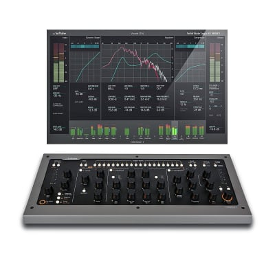 Softube Console 1 MKII Hardware/Software Mixer