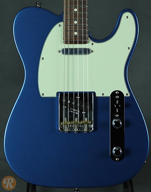 fender american special telecaster 2015 lake placid blue reverb. Black Bedroom Furniture Sets. Home Design Ideas