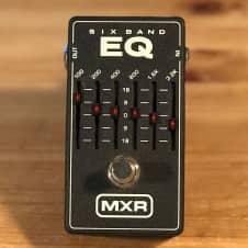 MXR Six Band EQ Black