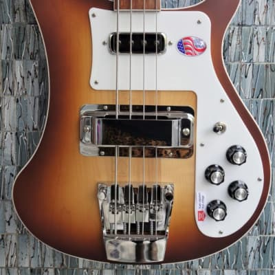 Rickenbacker 4003 Bass, Limited Edition Autumnglo for sale