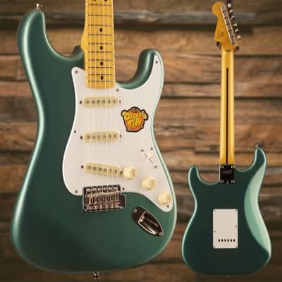 Classic Vibe Stratocaster '50s Maple Fingerboard Sherwood Green Metallic SN/CGS1808036