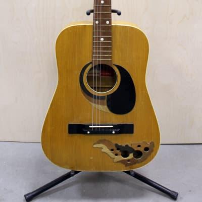 Defil Acoustic guitar 1988 (Poland) for sale