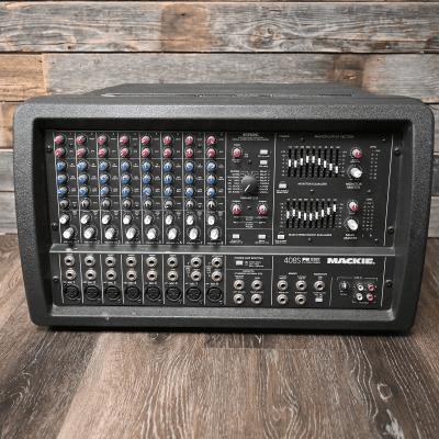 Mackie 408S 8-Channel 500-Watt Powered Mixer