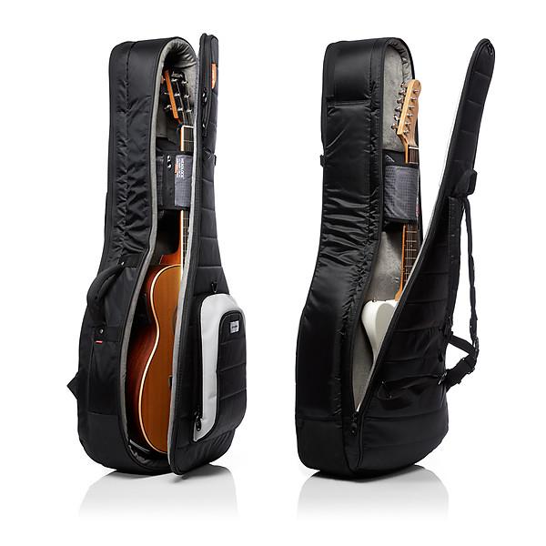 bb3c2a3e16 Mono M80 Dual Acoustic and Electric Guitar Gig Bag | Reverb
