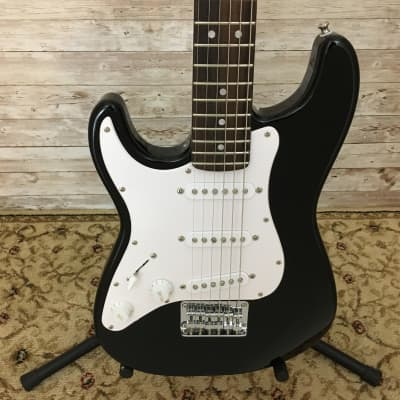 Used Squier Mini Stratocaster Left-Handed