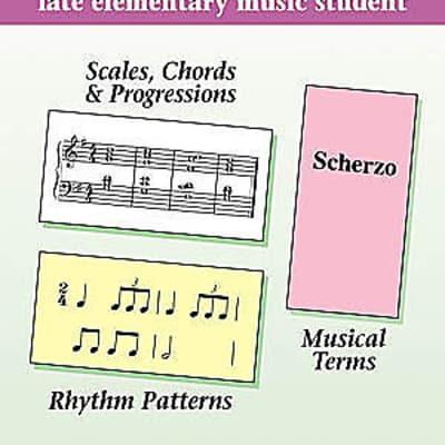 Music Flash Cards - Set B, Hal Leonard Student Piano Library