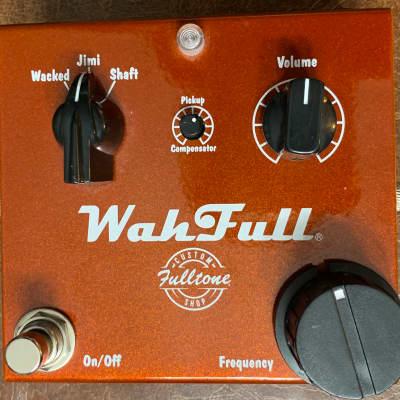 Fulltone CS-WF Custom Shop Wahfull