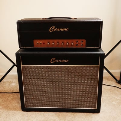 Germino Classic 45 Tube Amplifier & 2x12 Speaker Cabinet for sale