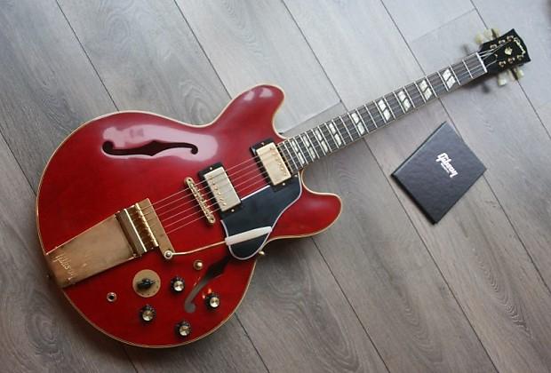 gibson custom shop 1964 es 345 tdc electric guitar reverb. Black Bedroom Furniture Sets. Home Design Ideas